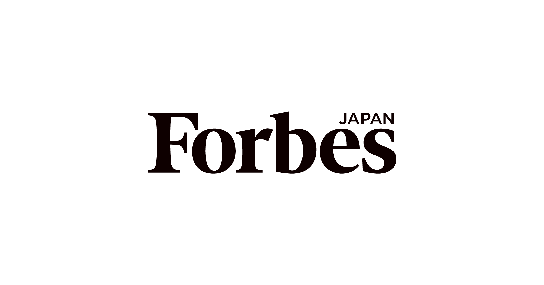 Forbes-JAPANロゴ